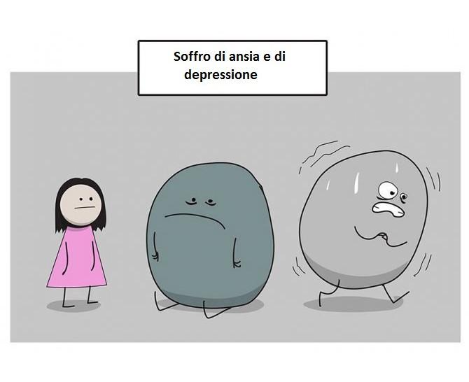Psicologa e Psicoterapeuta a Verona | Le difficoltà di chi soffre di ansia e depressione